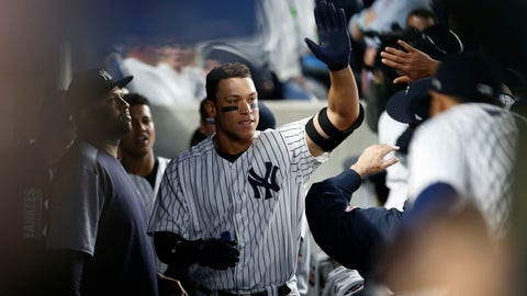 New York Yankees (22-13)
