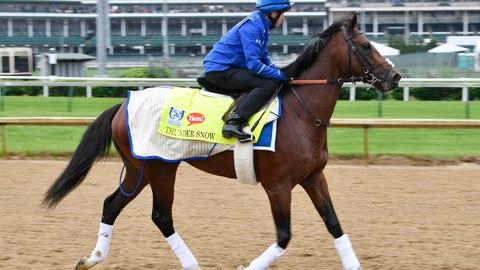 Thunder Horse (20-1)