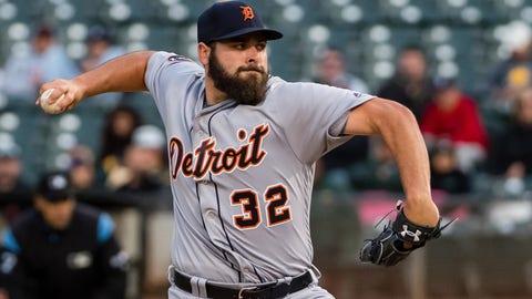Detroit Tigers (18-18)