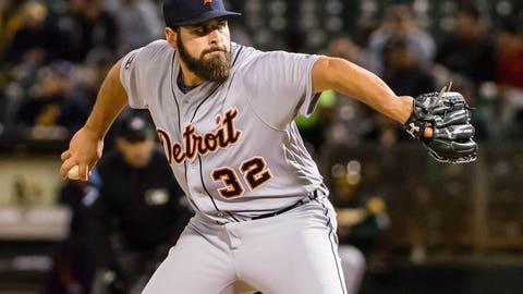 Detroit Tigers (15-15)