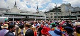 On the scene at the 143rd Kentucky Derby at Churchill Downs