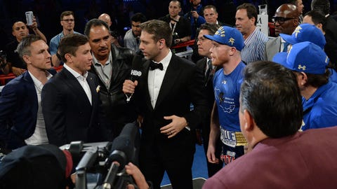 Dana White on Canelo Alvarez vs. Gennady Golovkin:
