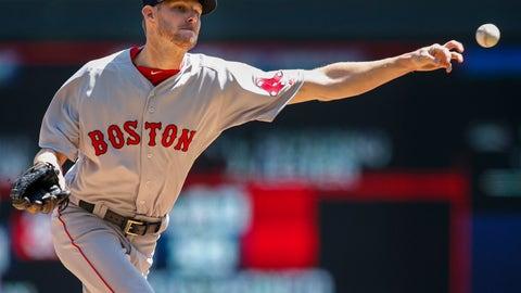 Boston Red Sox (19-18)