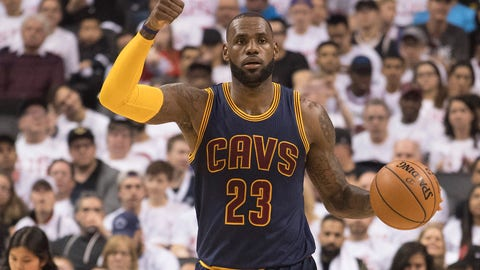 The Cavs dodged two bullets with a lucky draw