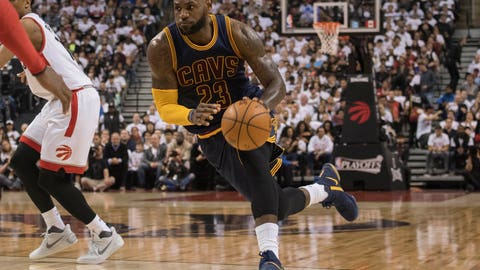James can't erase his past failures in the NBA Finals