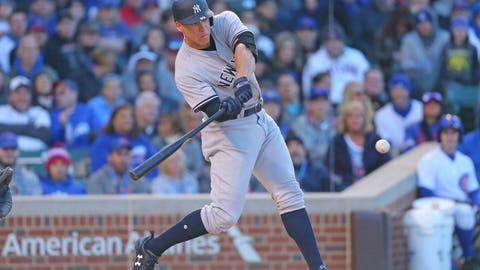 Outfield: Aaron Judge