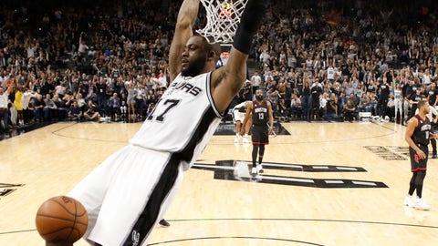 NBA Playoffs: Houston Rockets at San Antonio Spurs
