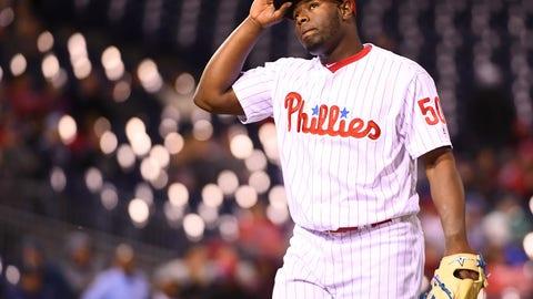 Philadelphia Phillies (14-21)