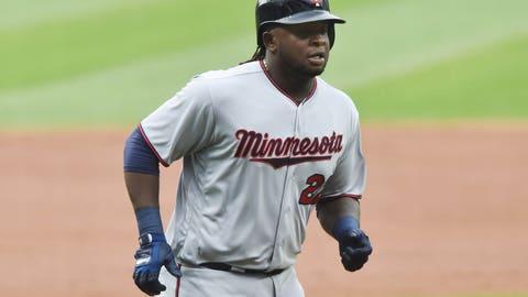 Third base: Miguel Sano