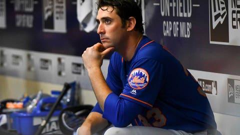 New York Mets (16-21)