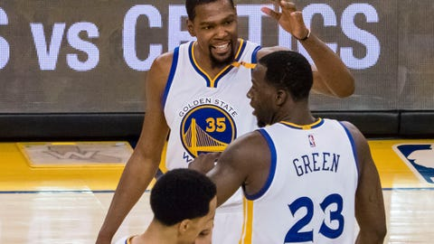 If Durant doesn't win a title, he'll be forgotten