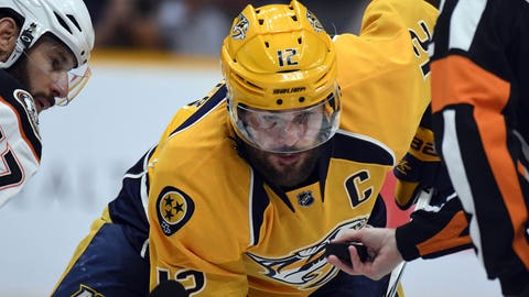 Mike Fisher trade (2011)