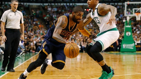 The absence of Isaiah Thomas (?)