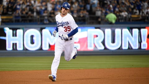 Los Angeles Dodgers (26-19)