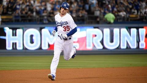 Los Angeles Dodgers (26-19)