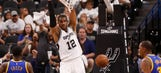 Spurs, Aldridge agree on extension
