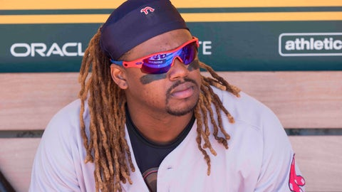 Boston Red Sox (22-21)