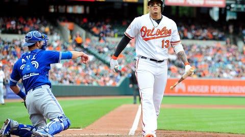 Baltimore Orioles (25-17)