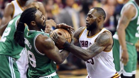 "LeBron James: ""If it was going to happen, let it happen now"""