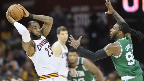 The Cavs underestimated the Celtics without Isaiah Thomas