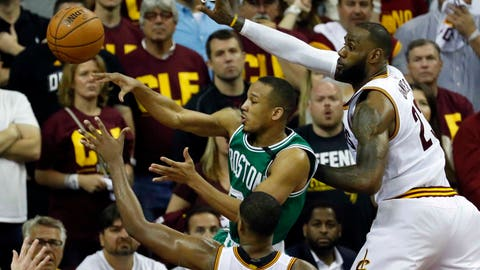 LeBron could be too preoccupied with history at this stage