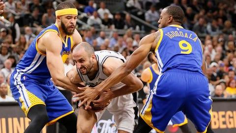 The Warriors will inevitably start to clash