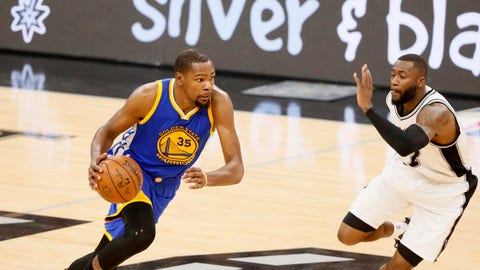 Kevin Durant is too good to never win a title