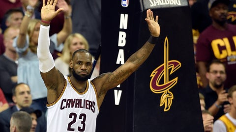 No one is picking Cleveland to win