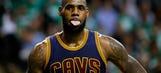 Skip Bayless, Shannon Sharpe debate how getting swept would impact LeBron James' legacy