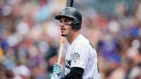 Third base: Nolan Arenado