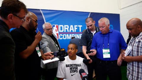 Combine drills won't tell you if a player can be successful in the NBA