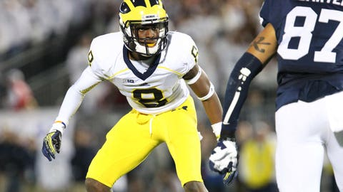 Cleveland Browns: Channing Stribling, CB, Michigan