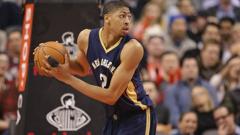 2012: New Orleans Pelicans