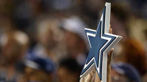 Cue Dallas outrage: Dallas Cowboys (9.5 wins)