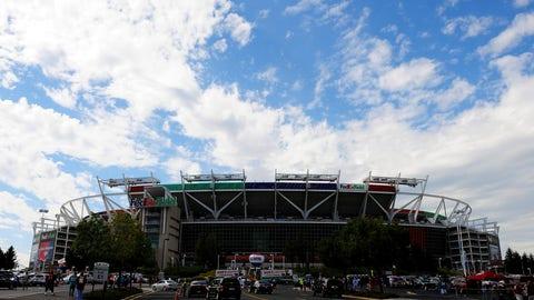 FedEx Field (Washington Redskins)