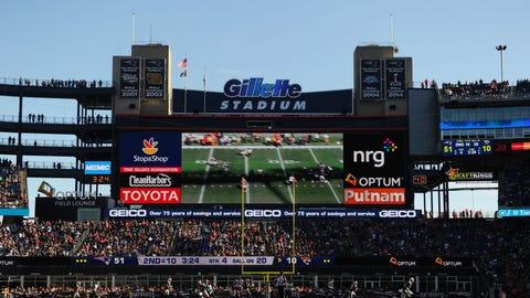 Gillette Stadium (New England Patriots)