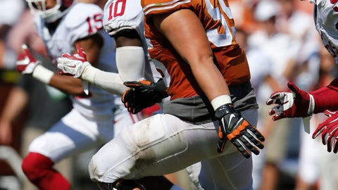 Connor Williams, OT, Texas