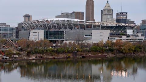 Paul Brown Stadium (Cincinnati Bengals)
