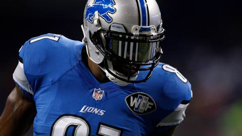 Calvin was hurt that the Lions felt he owed them anything