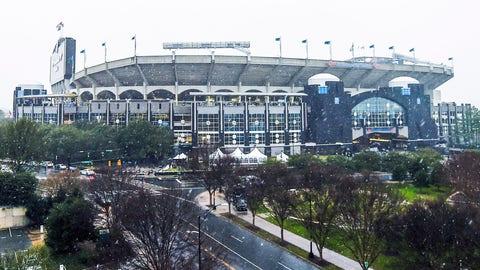 Bank of America Stadium (Carolina Panthers)