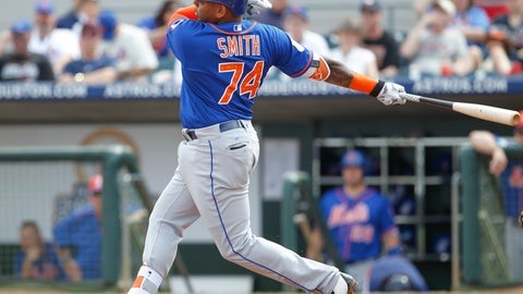 Dominic Smith - 1B – Mets