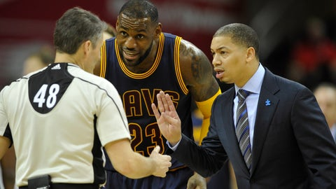 It's especially tough for basketball coaches given the influence of elite players