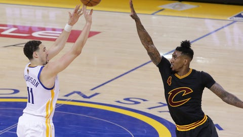 Iman Shumpert will be the Cavs' best role player