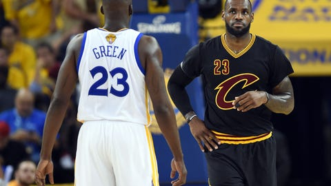Kevin Durant, Steph Curry and Draymond Green will be under immense pressure
