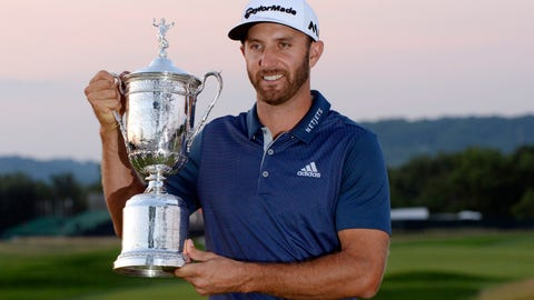 It's Dustin Johnson's major to lose