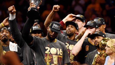 LeBron knows he could attain more individual awards if he wanted to