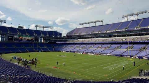 M&T Bank Stadium (Baltimore Ravens)