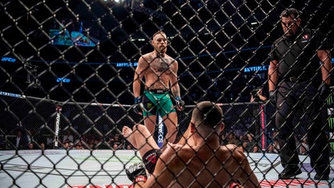 McGregor is the bigger draw and should receive a bigger cut, but he won't