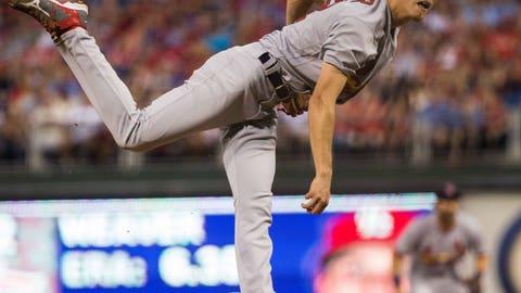 Luke Weaver - SP - Cardinals