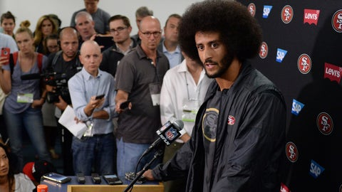 Seattle would be a much-improved team with Kaepernick